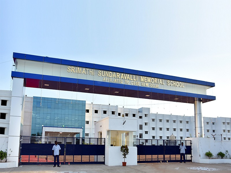 Sundaravalli school perungalathur fees